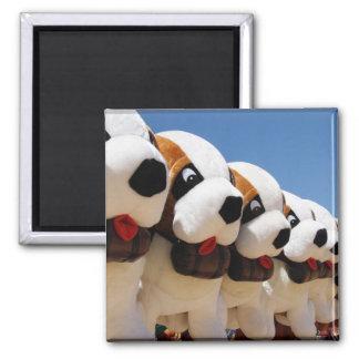stuffed bernards magnet