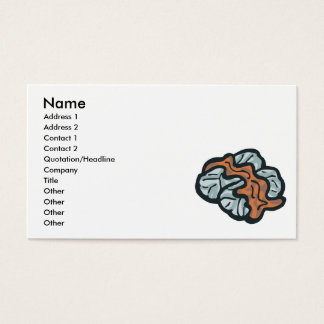 stuffed cabbage business card