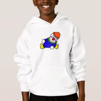 Stuffed Clown Hoodie