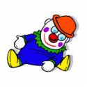 Stuffed Clown