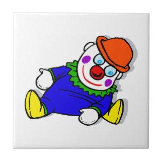 Stuffed Clown Tile