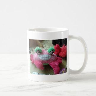 Stuffed Crab Doll Products Classic White Coffee Mug