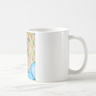 Stuffed full of love coffee mug