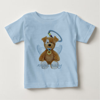 Stuffed Jack Russell Angel Baby apparel Baby T-Shirt