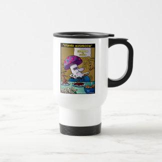 Stuffed Mushroom Coffee Mugs