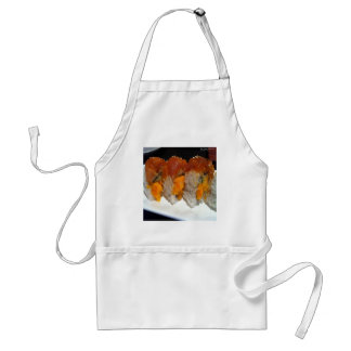Stuffed Scallop Sushi Art On Tees Cards & Gifts Adult Apron