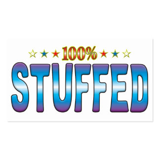 Stuffed Star Tag v2 Business Card