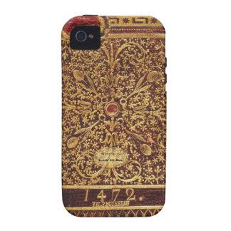 StuffSkins para el iPhone: Libro histórico tempran Vibe iPhone 4 Carcasas