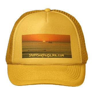 STUFFSURFERSLIKE.COM - EARTH ANGEL SURF HAT