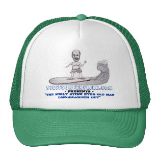 STUFFSURFERSLIKE.COM Stink Eye Special Trucker Hat