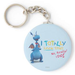 Stuffy - I Totally Knew that Keychain