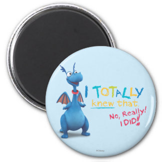 Stuffy - I Totally Knew that Magnet