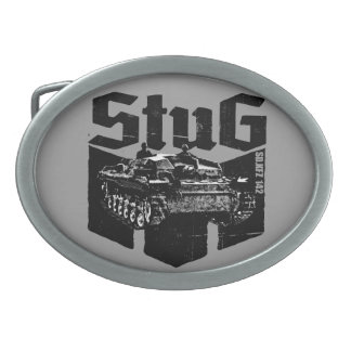 StuG III Belt Buckle