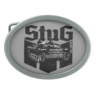 StuG III Belt Buckle