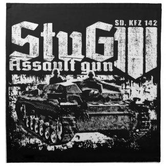 StuG III Cloth Napkin