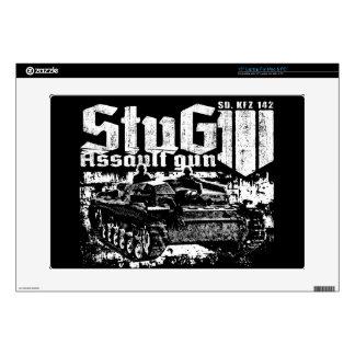 StuG III Vinyl Device Protection Skin Laptop Skin