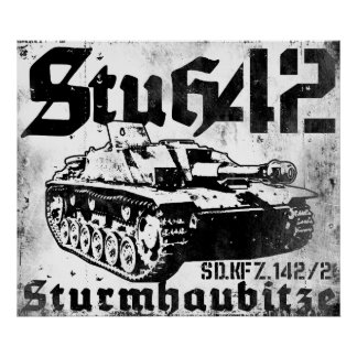 StuH 42 Poster
