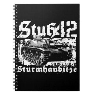 StuH 42 Spiral Photo Notebook