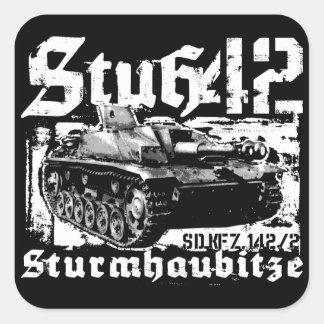 StuH 42 Sticker