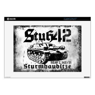 "StuH 42 Vinyl Device Protection Skin Skin For 15"" Laptop"