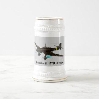 Stuka Stein Ju87 18 Oz Beer Stein