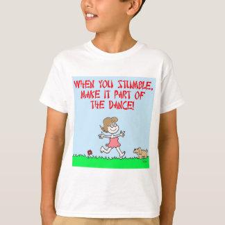 stumble dance T-Shirt