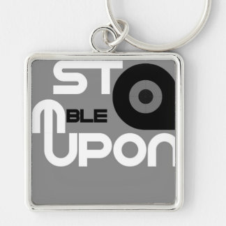 StumbleUpon Keychain