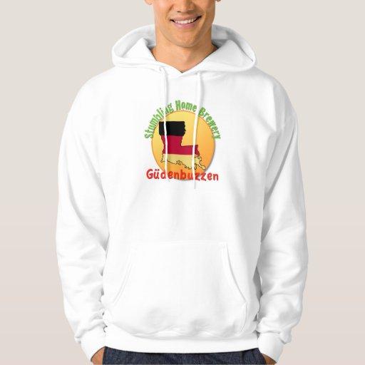 Stumbling Home Brewery Gudenbuzzen Sweats Hooded Sweatshirts