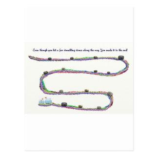 stumbling stones[1].JPG Postcard