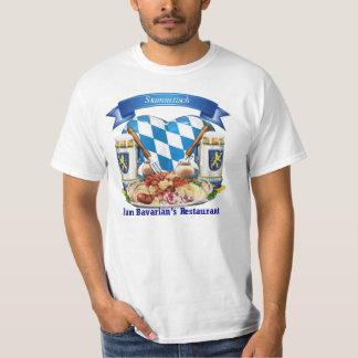 Stummtisch zum Bavarian's Restaurant Tee Shirt