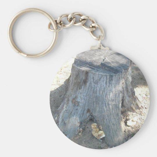 Stump Keychain