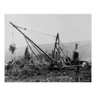 Stump Pump: 1913 Print