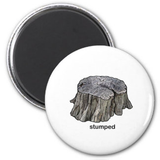Stumped Magnets