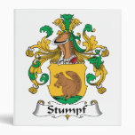 Stumpf Family Crest Binders