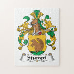 Stumpf Family Crest Jigsaw Puzzles