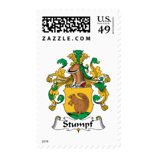 Stumpf Family Crest Stamps