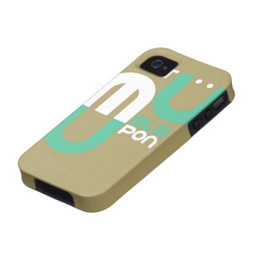 Stumpleupon iPhone 4 Carcasa