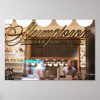 Stumptown Coffee Roasters Poster