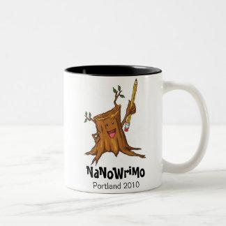 Stumpy Coffee Mug (with text)