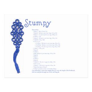 Stumpy Postcard