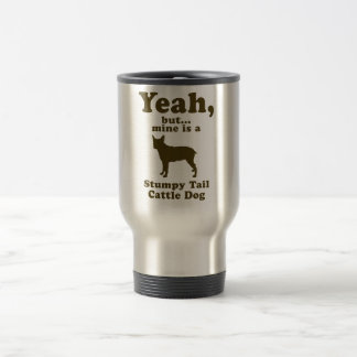 Stumpy Tail Cattle Dog Travel Mug