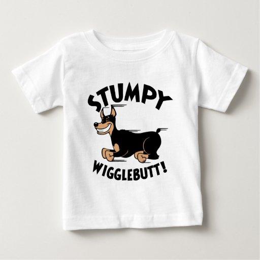 Stumpy Wigglebutt! T Shirt