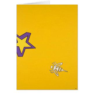 """""""Stung"""" Card"""