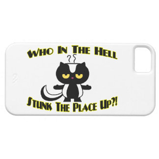 Stunk The Place Up Skunk iPhone 5 Case