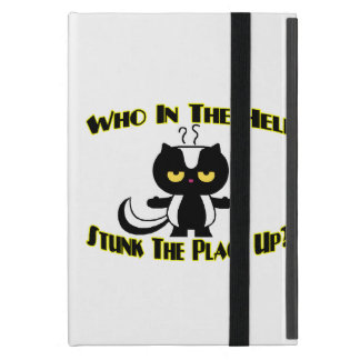 Stunk The Place Up Skunk Cover For iPad Mini