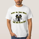 Stunk The Place Up Tee Shirt