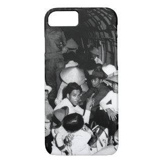 Stunned by the viciousness of a Viet Cong attack o iPhone 8/7 Case
