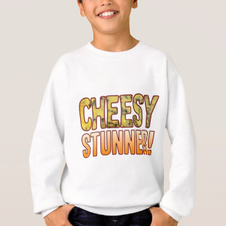 Stunner Blue Cheesy Sweatshirt