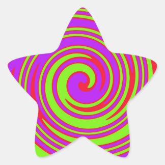 Stunner! Star Sticker