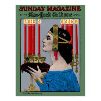 Stunning 1905 New York Tribune Art Cards